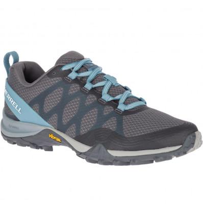 Chaussures de randonnée Merrell Siren 3 Vent (Blue Smoke) Femme