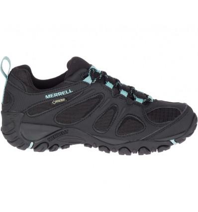 Chaussures de randonnée Merrell Yokota 2 Sport Gtx (Black) Femme