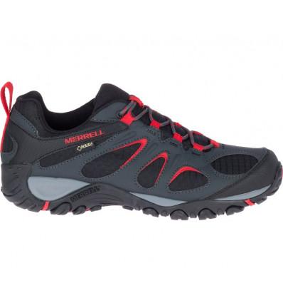 Chaussures de randonnée Merrell Yokota 2 Sport Gtx (Black/High Risk) Homme