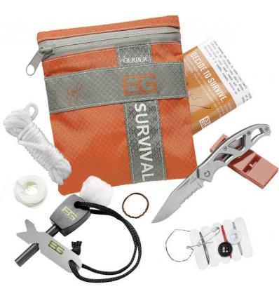 Kit de survie Gerber Basic Kit (blister)