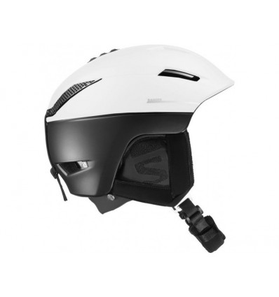 Casques de ski Ranger² C.air White/black Salomon