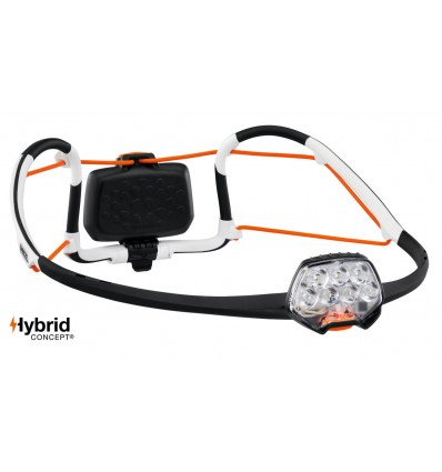 PETZL Iko Core Headlamp (White/ Black)