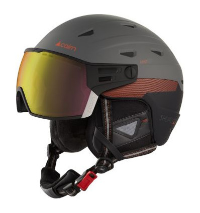 Größen und Farben Ski und Snowboard Helm für Damen und Herren super leicht div