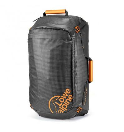 Sac Duffle Lowe Alpine AT Kit bag 90 (Anthracite / Tangerine)