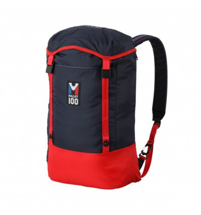 MILLET Heritage Pack backpack (Sapphire/ Red)