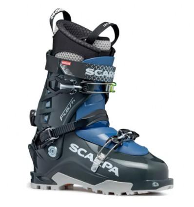 Chaussure de ski de randonnée Scarpa Flash (Anthracite Blue) Homme