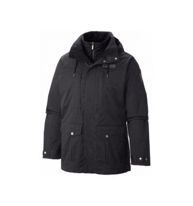 Veste hiver 3 en 1 Columbia Horizons Pine Interchange Jacket (black) homme