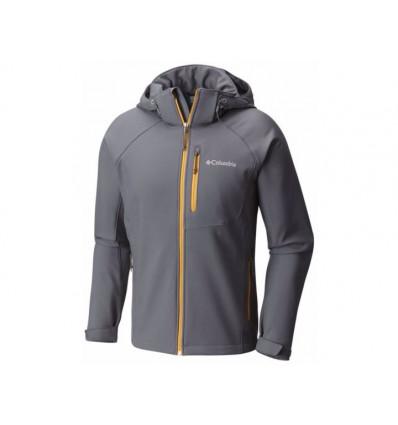 Columbia Cascade Ridge Jacket Softshell Ii (graphite
