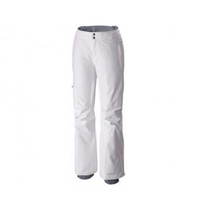 Pantalon de ski Columbia Veloca Vixen Pant (white) femme