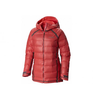 Doudoune Columbia Outdry Ex Diamond Down Insulated Jacket (red Camellia, Spray) femme