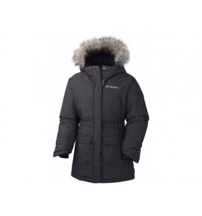 Manteau Columbia Nordic Strider Jacket (Black) fille