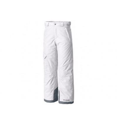 Pantalon hiver Columbia Bugaboo Pant (white) enfant