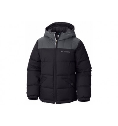 Veste hiver Columbia Gyroslope Jacket (black) garçon