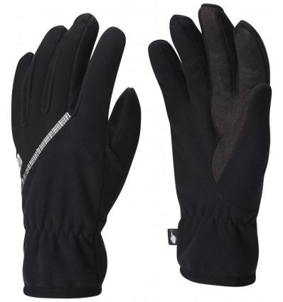 Columbia Sous gants femme (noir)