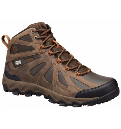 Chaussure Mi-Haute Columbia Peak Freak XCRSN II OutDry (cordovan/bright copper)