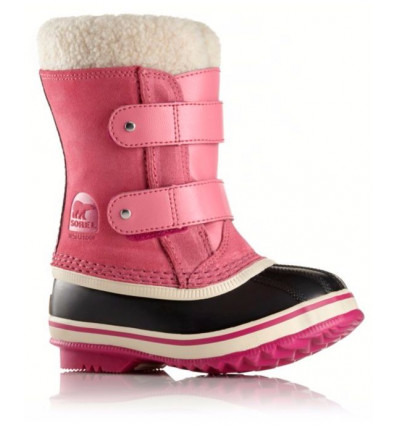 Botte hiver Sorel Toddler 1964 Pac Strap (tropic Pink) enfant