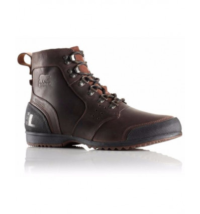 Chaussure hiver Sorel Ankeny Mid Hiker Ripstop (grizzly Bear, Hickory)