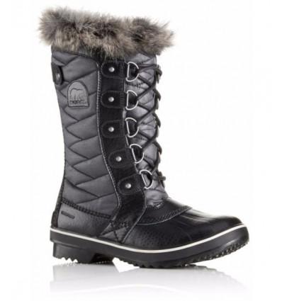 Chaussure hiver Sorel Tofino Ii (black, Stone) femme