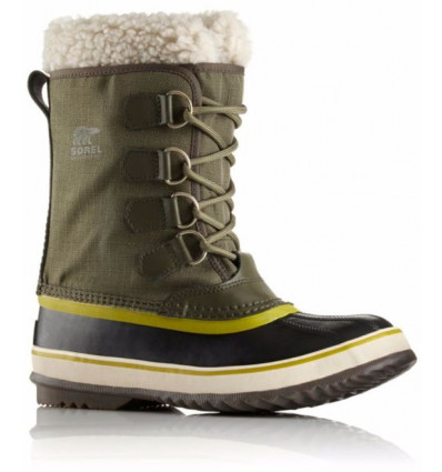 Botte hiver Sorel Winter Carnival (peatmoss) femme