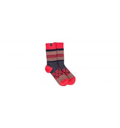 Chaussettes Protest SANFORD lifestyle socks Pink Cerise