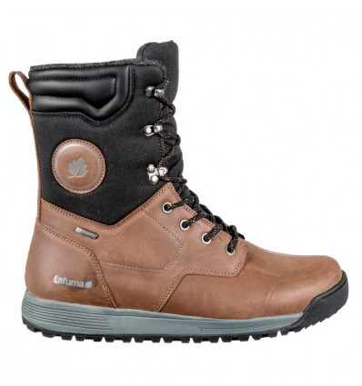 Chaussures Tige Haute Lafuma M Hudson Climac (Dark Brown)