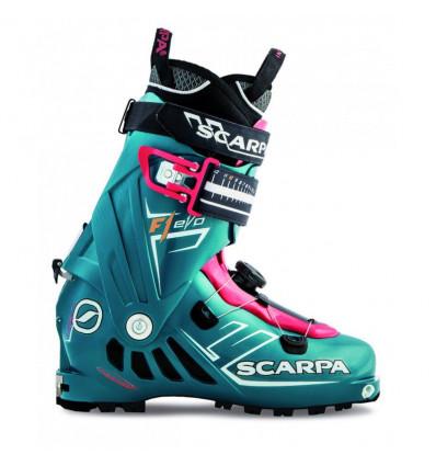 Chaussure Scarpa F1 evo wmn cl femme
