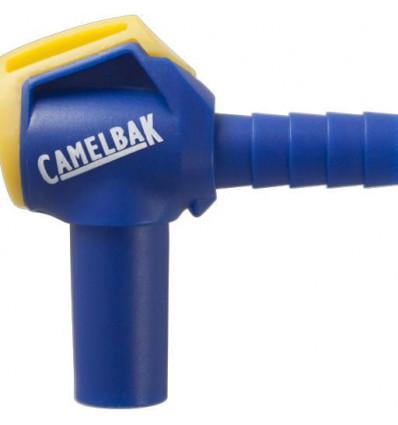 Embout d'hydratation à coude Bleu Ergo Hydrolock Gen 2 Camelbak