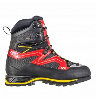 Chaussures Tige Haute Millet Grepon 4s Gtx (Red/grey)