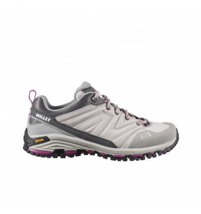 Chaussures Tige Basse Millet Ld Hike Up (Light Grey) femme