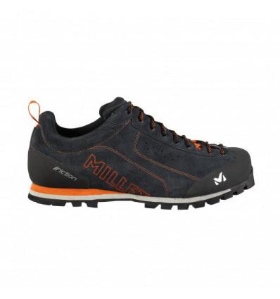 Chaussures Tige Basse Millet Friction (Noir) Homme