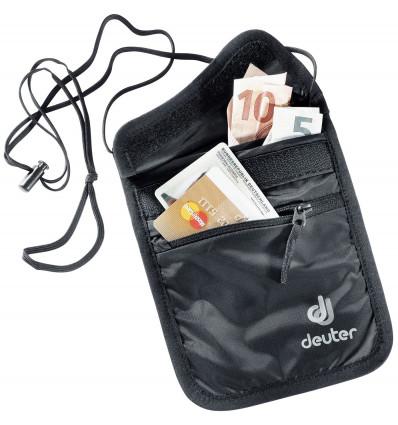 Deuter Security Wallet Ii (porte-monnaie) Noir
