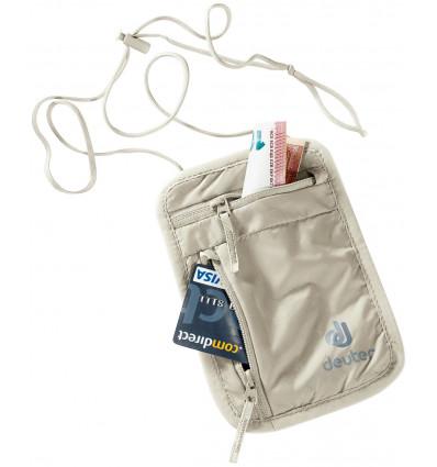 Deuter Security Wallet I (porte-monnaie) Sable
