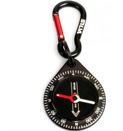 Boussole Silva Compass 9 Carabiner