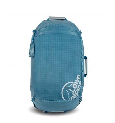 Duffle Lowe Alpine AT Kit bag 90 Atlantic Blue / Limestone