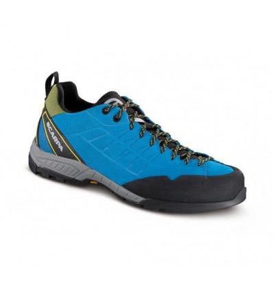 Chaussure Scarpa Epic gtx vivid blue