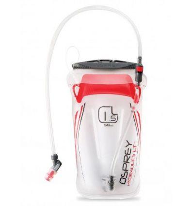 Poche à eau Osprey Hydraulics LT 1.5L Reservoir Red