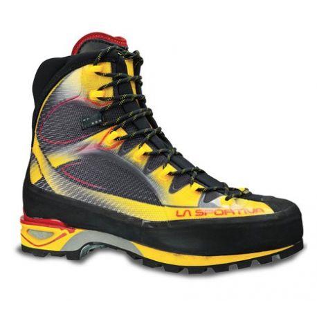 Chaussure d'alpinisme La Sportiva Trango Cube Gtx (Yellow/Black)