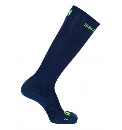 Chaussettes Salomon Speed Recovery Dress blue
