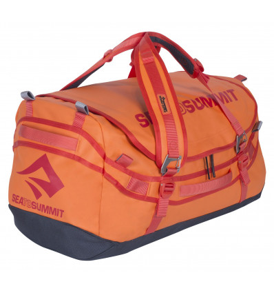Sac Duffle bag 65 litres Sea to Summit orange