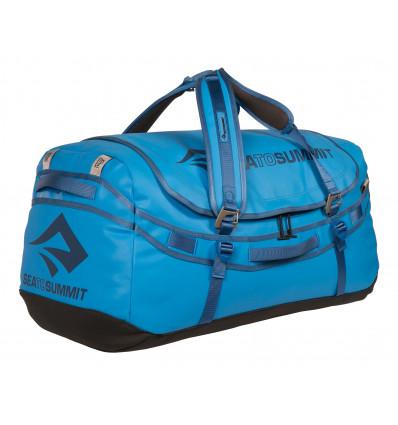 Sac Duffle bag 90 litres Sea to Summit bleu