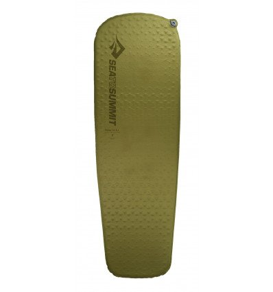 Matelas auto-gonflant Sea to Summit Camp Self Inflating Mat (Olive)