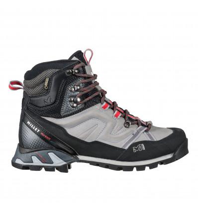 Chaussures Tige Haute Millet High Route GTX Femmes (hibscus/heather grey)