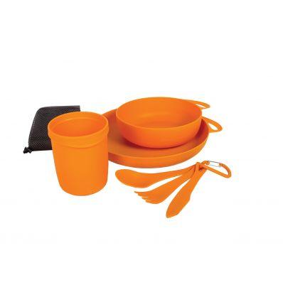 Kit Delta (bowl, Plate, Mug, Cutlery) Sea to Summit