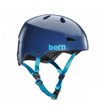 Casque eau vive Macon H20 satin navy blue Bern