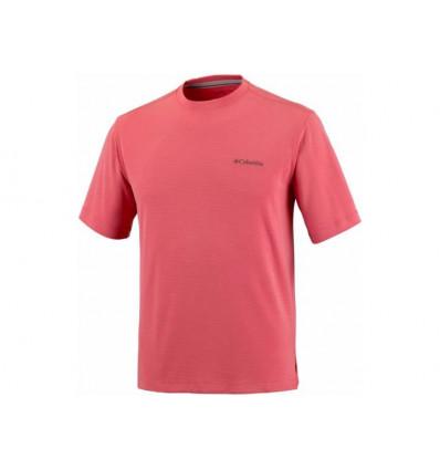 T-Shirt Columbia Sun Ridge II (sunset red)