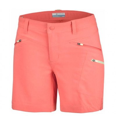Short Columbia Peak To Point Femme (lychee)