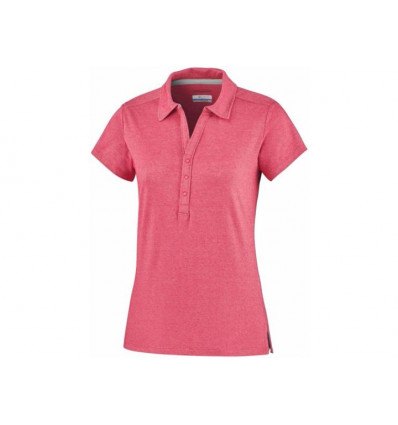 Polo Columbia Shadow Time Femme (red camellia)
