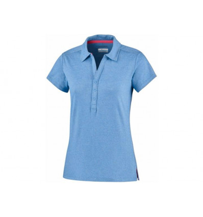 Polo Columbia Shadow Time Femme (medieval)