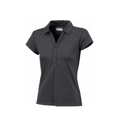Polo Columbia Shadow Time Femme (black/grill)