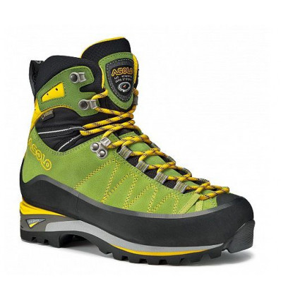 Chaussures Asolo Elbrus Gv Ml Lime/mimosa femme